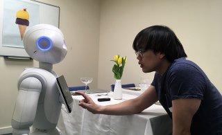 Miten robotti soveltuu asiakaspalvelijaksi?
