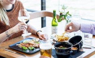 Mitä jos ravintoloita tuettaisiin kuten viihderisteilijöitä?