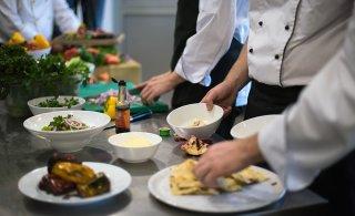 Keittiömestareiden visiot ravintola- ja catering-alasta
