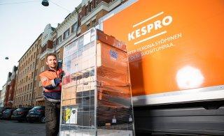 Kespro lanseerasi keväällä Ravintolatukku palvelun – kuinka sillä menee nyt?