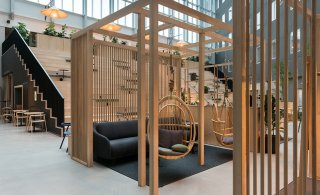 Valo on Modeon suurin hotellikalustusprojekti